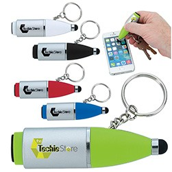 Good Value® Twist Tech Keychain