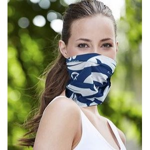 Full Color Sublimation Tube Shape Face Protection Cover Gaiter Buff